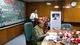 চা বার্ডের চেয়ারম্যান মেজর জেনারেল এনায়েত উল্লাহ তার বক্তব্য রাখছেন