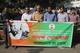"""জাতির জনক বঙ্গবন্ধু শেখ মুজিবুর রহমানের ৭ই মার্চের ঐতিহাসিক ভাষণ ইউনেস্কোর """"বিশ্বপ্রামাণ্য ঐতিহ্যের"""" স্বীকৃতি লাভ করায় আনন্দ শোভাযাত্রা"""